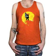 The Wolvie King Exclusive - Tanktop - Tanktop - RIPT Apparel