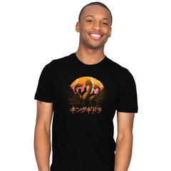 Rad Gravity Beams - Mens - T-Shirts - RIPT Apparel
