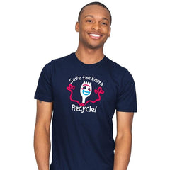 Recycle  - Mens - T-Shirts - RIPT Apparel