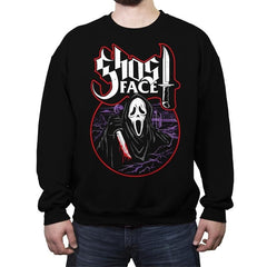 My Scary Mask - Crew Neck Sweatshirt - Crew Neck Sweatshirt - RIPT Apparel