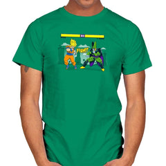 Dragon Fighter Exclusive - Mens - T-Shirts - RIPT Apparel
