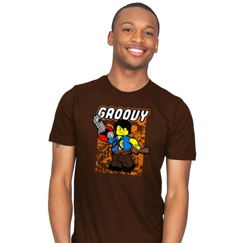 Everthing is Groovy - Mens - T-Shirts - RIPT Apparel