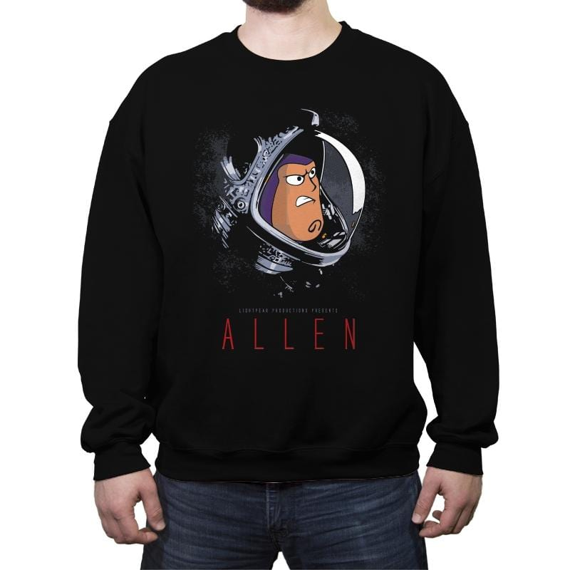 Allen - Crew Neck Sweatshirt - Crew Neck Sweatshirt - RIPT Apparel