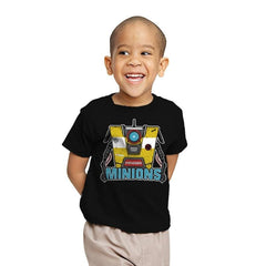 Pandora Minions - Youth - T-Shirts - RIPT Apparel