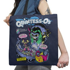 Quintessos Exclusive - Tote Bag - Tote Bag - RIPT Apparel