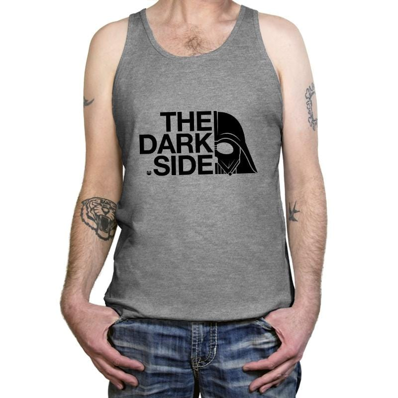 North of the Dark Side Exclusive - Tanktop - Tanktop - RIPT Apparel