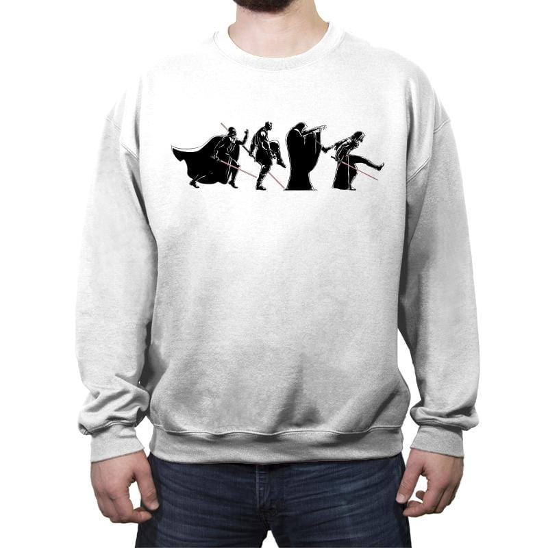 Empire of Silly Walks - Crew Neck Sweatshirt - Crew Neck Sweatshirt - RIPT Apparel