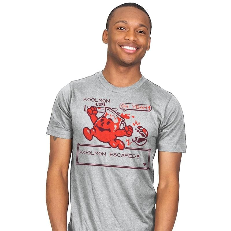 Koolmon Escaped! - Mens - T-Shirts - RIPT Apparel