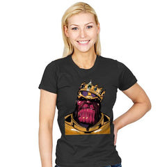 Notorious Titan - Womens - T-Shirts - RIPT Apparel