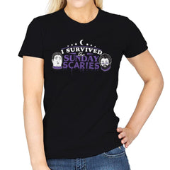 Sunday Scaries - Womens - T-Shirts - RIPT Apparel