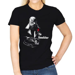 The Goosefather... - Womens - T-Shirts - RIPT Apparel