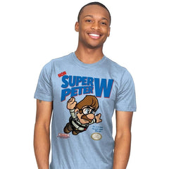 Non-Super Peter W - Mens - T-Shirts - RIPT Apparel