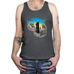 2001 Bricks Exclusive - Tanktop - Tanktop - RIPT Apparel