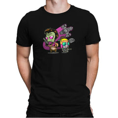 Invader Mal Exclusive - Mens Premium - T-Shirts - RIPT Apparel
