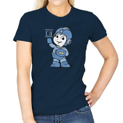 Big Mega Boy - Womens - T-Shirts - RIPT Apparel