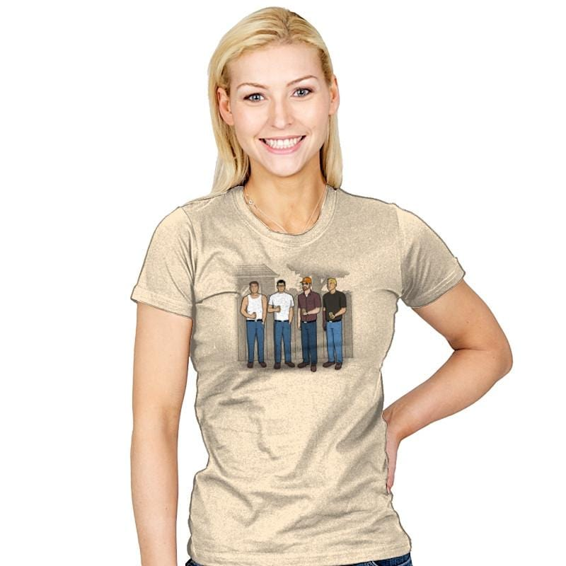 Under Cover In Arlen Exclusive - Womens - T-Shirts - RIPT Apparel