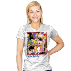 Sparking! - Best Seller - Womens - T-Shirts - RIPT Apparel