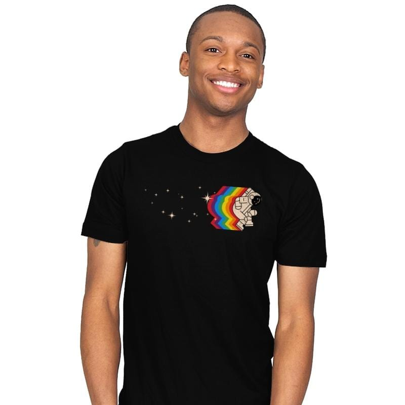 Space Dance - Mens - T-Shirts - RIPT Apparel