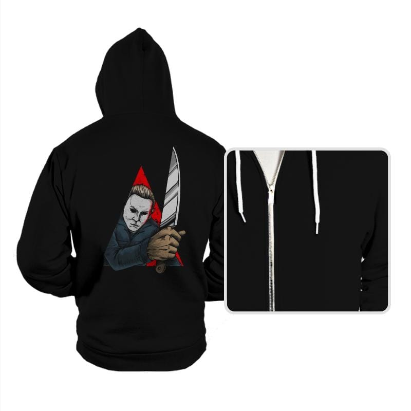 A Clockwork Killer - Hoodies - Hoodies - RIPT Apparel
