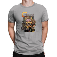 Crooks Exclusive - Mens Premium - T-Shirts - RIPT Apparel