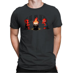 Heroes Camp - Mens Premium - T-Shirts - RIPT Apparel