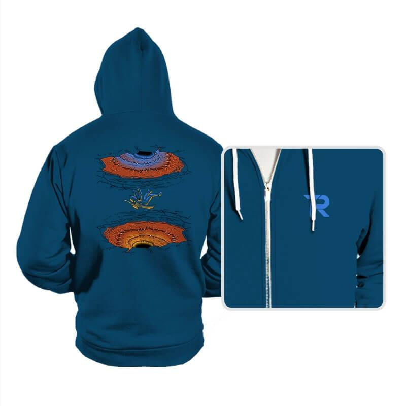 Portals Everywhere - Hoodies - Hoodies - RIPT Apparel
