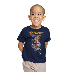 Steve's Adventure in Babysitting - Youth - T-Shirts - RIPT Apparel