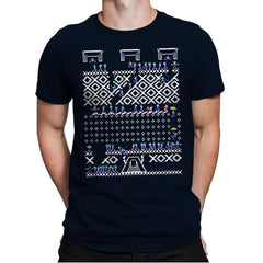 Oh No! Its Christmas! - Ugly Holiday - Mens Premium - T-Shirts - RIPT Apparel