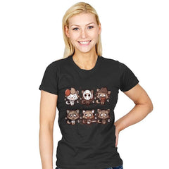 Kawaii Killers - Womens - T-Shirts - RIPT Apparel