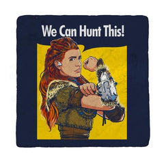 We Can Hunt This! - Coasters - Coasters - RIPT Apparel