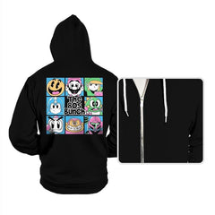 The 80s Bunch - Hoodies - Hoodies - RIPT Apparel