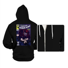 The Amazing Demon King - Hoodies - Hoodies - RIPT Apparel