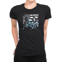 Sithonia Exclusive - Womens Premium - T-Shirts - RIPT Apparel