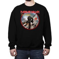 The Gunman - Crew Neck Sweatshirt - Crew Neck Sweatshirt - RIPT Apparel