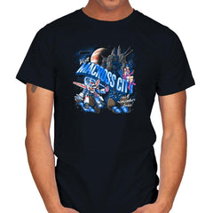 Visit Macross City Exclusive - Mens - T-Shirts - RIPT Apparel