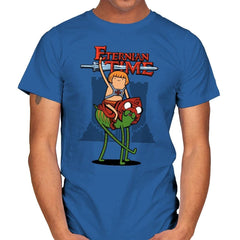 Eternian Time - Mens - T-Shirts - RIPT Apparel