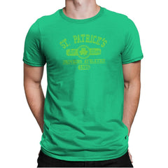 Drinking Athletics Exclusive - Mens Premium - T-Shirts - RIPT Apparel