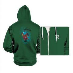 Mr. P - Hoodies - Hoodies - RIPT Apparel