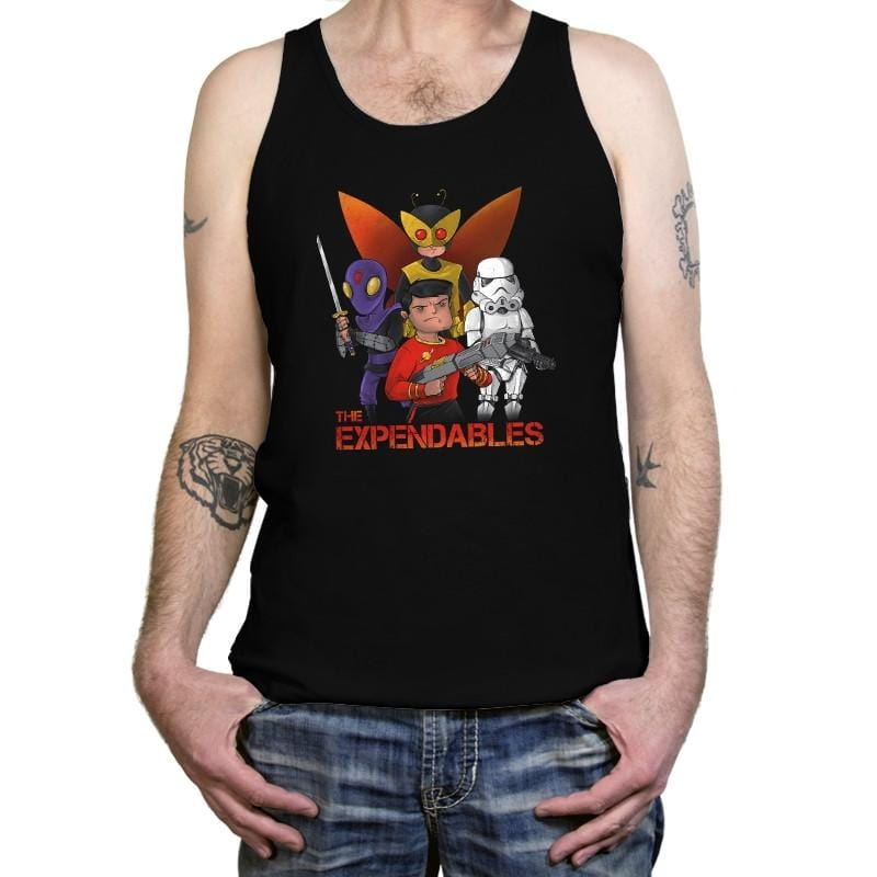 The Expendables Exclusive - Tanktop - Tanktop - RIPT Apparel