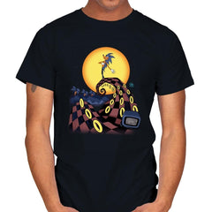 Nightmare Of The Rings - Mens - T-Shirts - RIPT Apparel