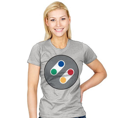 Stay Together - SNES - Womens - T-Shirts - RIPT Apparel