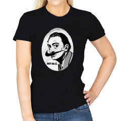 Just Da Li - Womens - T-Shirts - RIPT Apparel