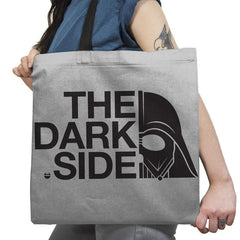 North of the Dark Side Exclusive - Tote Bag - Tote Bag - RIPT Apparel