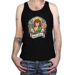 Our Lady of Sarcasm Exclusive - Tanktop - Tanktop - RIPT Apparel