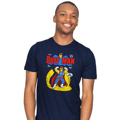 Duffman - Mens - T-Shirts - RIPT Apparel