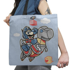 Super Prime Bros. Exclusive - Tote Bag - Tote Bag - RIPT Apparel