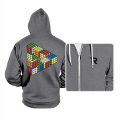 Magic Puzzle Cube - Hoodies - Hoodies - RIPT Apparel