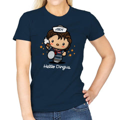 Hello Dingus - Womens - T-Shirts - RIPT Apparel