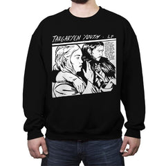Targaryen Youth - Crew Neck Sweatshirt - Crew Neck Sweatshirt - RIPT Apparel