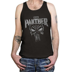 Punish Enemies of Wakanda - Tanktop - Tanktop - RIPT Apparel
